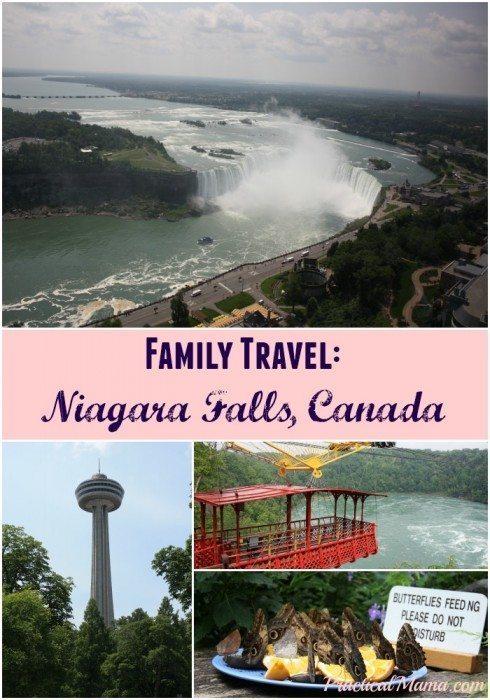 NiagaraFallswithKids