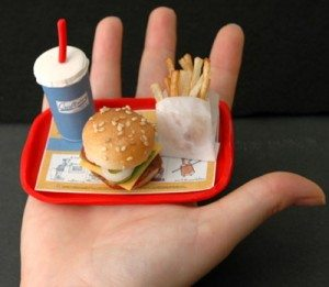 Why we prefer not to order from kids menus in restaurants