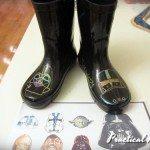 DIY: Hand-made Star Wars rain boots