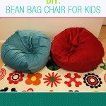 DIY – Bean bag chair for children