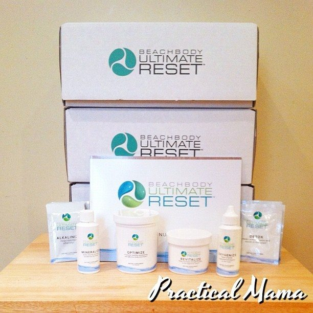 Getting ready for Ultimate Reset