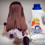 How to detangle dolls' hair