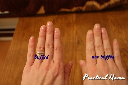 Product Review: Nail buffing block