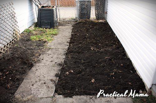 Preparing Vegetable Garden Soil For Seeding And Planting
