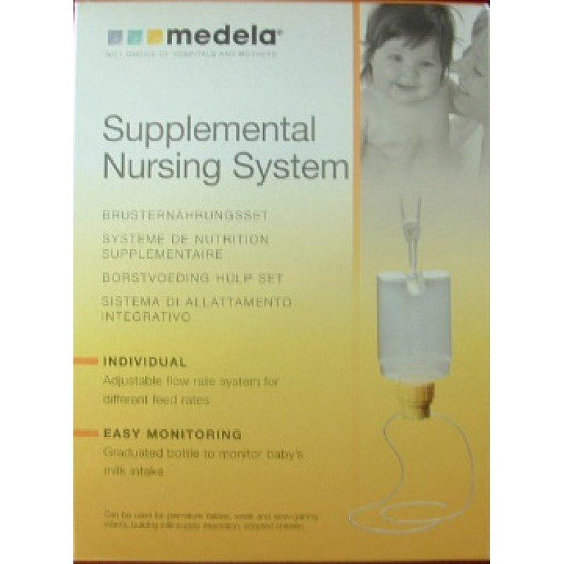 Find Supplemental Nursing System