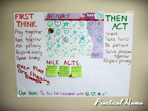 """First think, then act"" status update"