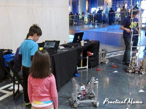 National Robotics Week at the MSI Chicago