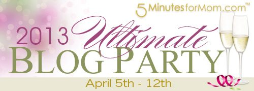 The Ultimate Blog Party 2013 #UBP13
