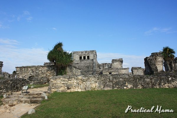 Traveling with Children: Tulum, Mexico