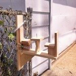 Woodworking Project for kids: Squirrel Cafe