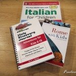 Book Review: Books about Italy, Rome and Italian for children