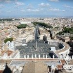 Rome with Children: Day 1- St. Peter's and Vatican Museums