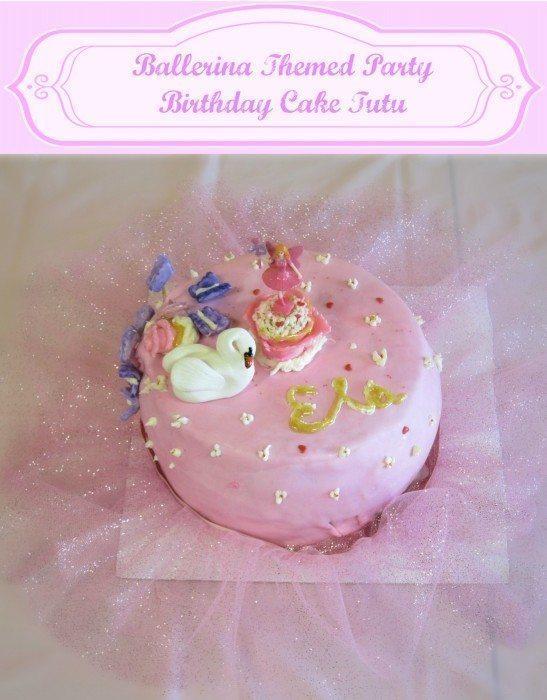 Cake Tutu