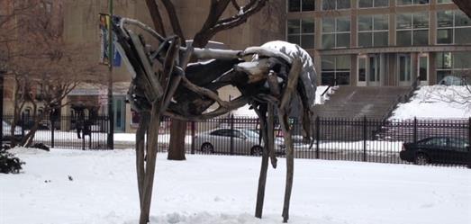 bronzehorse