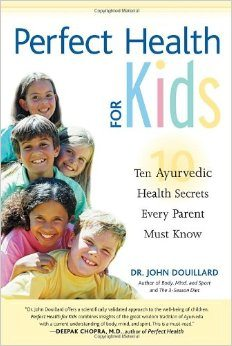 Book Review: Perfect Health for Kids