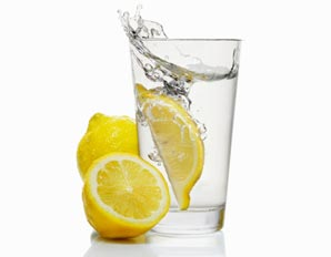 Benefits of Water – Lemon Water, Cinnamon Water and Sparkling Water