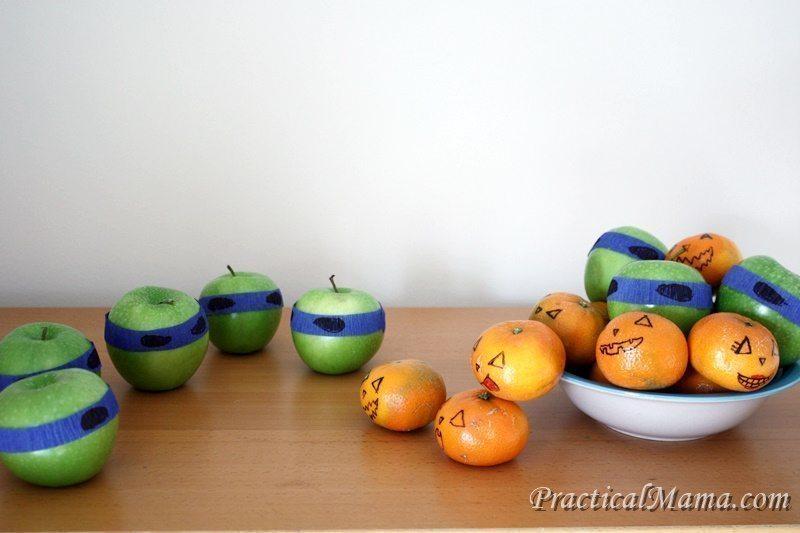 Not-so-scary Halloween Treat Ideas