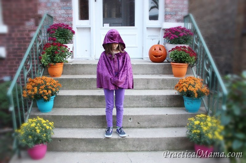 Little Purple Riding Hood