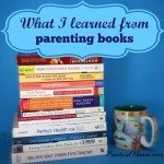 Why I love reading parenting books