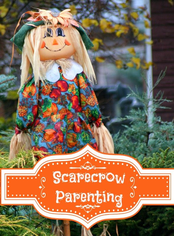 Scarecrow parenting
