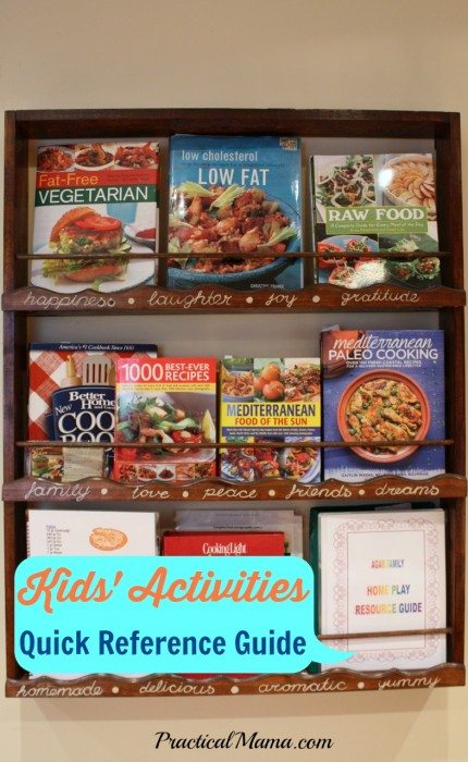 KidsActivitiesReferenceGuide