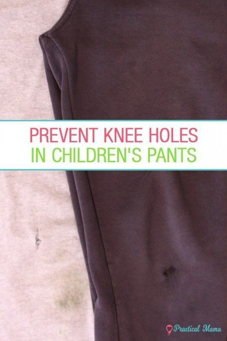 preventkneeholes