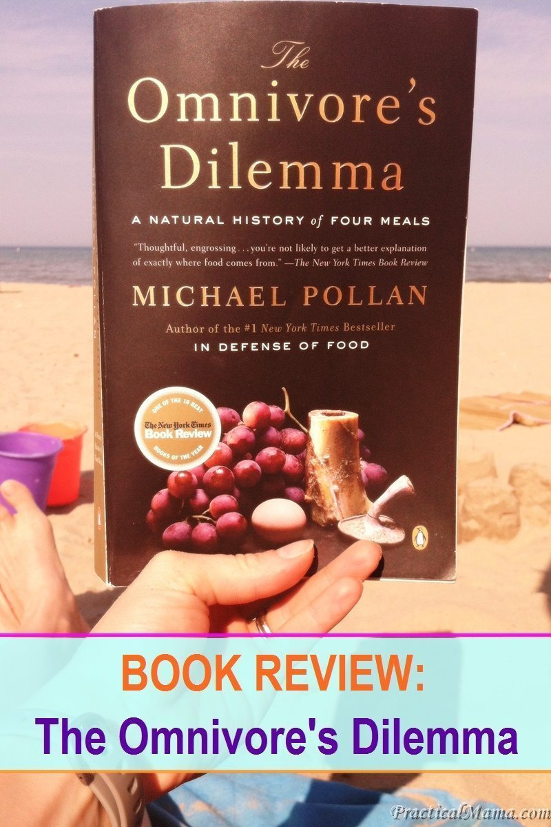 the omnivore's dilemma review Free essay: in chapters 1, 2, and 3, of the omnivore's dilemma, pollan addresses the issues related to food to enlighten the reader of america's poor food.