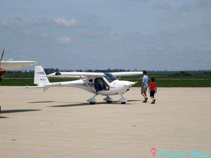 Free Flight with EAA Young Eagles
