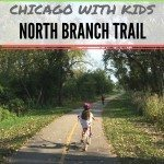 Chicago with kids: North Branch trail