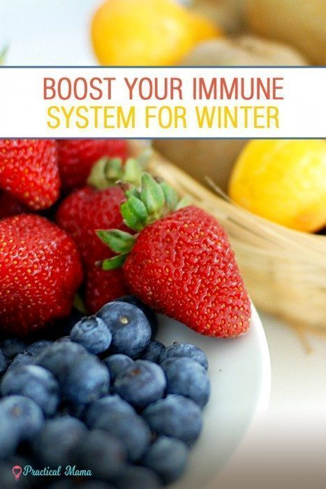 Boost your kids immune system