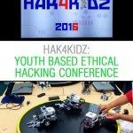 Hak4Kidz: Ethical Hacking Conference for Kids