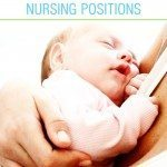 Comfortable nursing positions