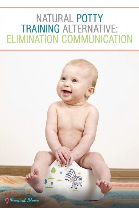 Potty training alternative elimination communication