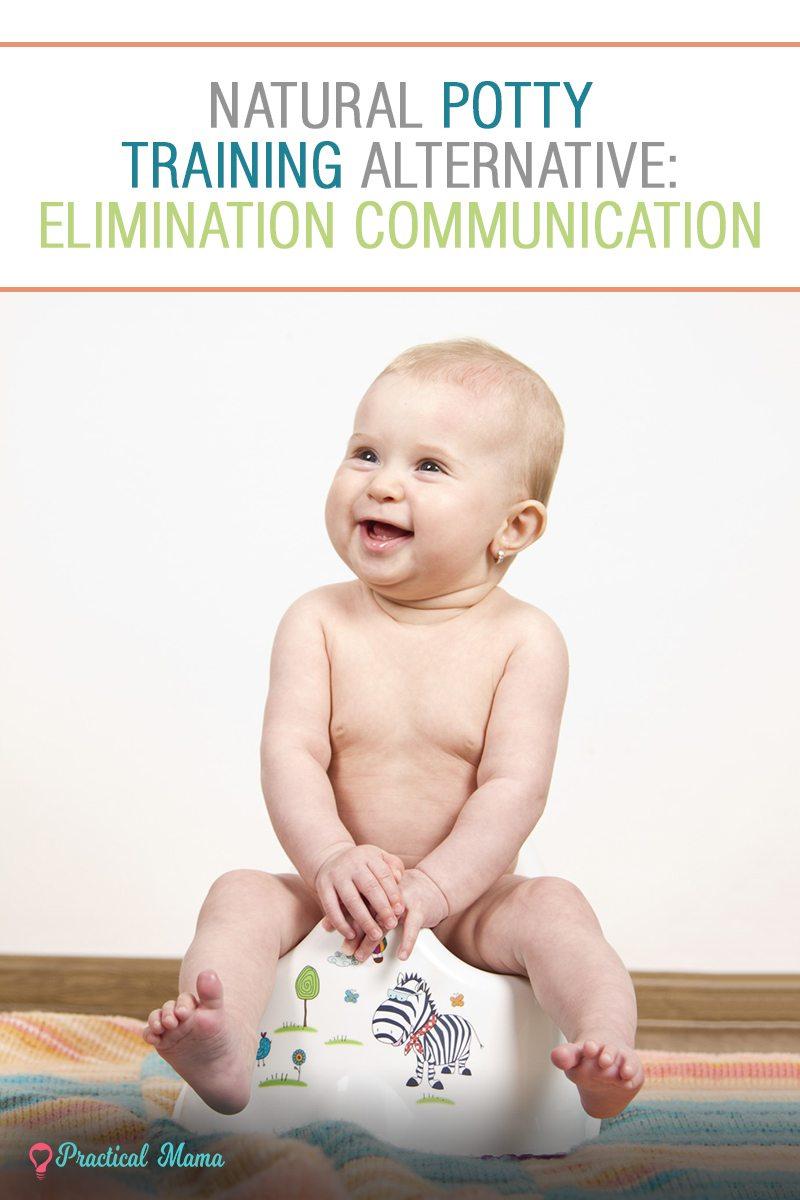 Potty training alternative elimination communication