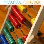 How to find the right preschool – Part 2 – Trial and Decision