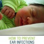 How to prevent ear infection in babies and toddlers