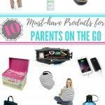 10 must-have products for parents on the go