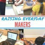 Raising everyday makers