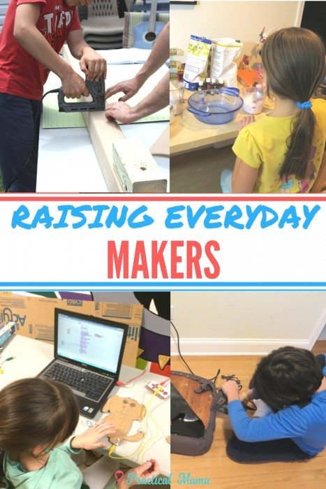 Raising Everyday Makers