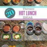 20 Thermos school lunch ideas