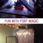 Fort Magic Fort Building Kit