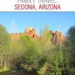 Family Travel: Things to do in Sedona, AZ with children