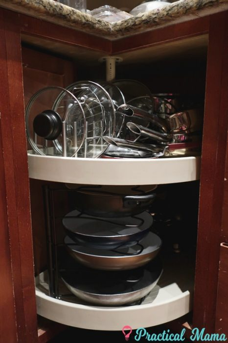 Finest Smart organization and storage ideas for kitchen cabinets ZX41