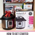 How to get started with your new Instant Pot electric pressure cooker