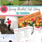Spring Bucket List Ideas for Families